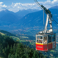 Cable car Hirzer